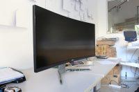 REVIEW BenQ EX3510R – un monitor mare pentru productivitate dar si pentru gaming