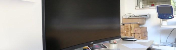 REVIEW BenQ EX3510R - un monitor mare pentru productivitate dar si pentru gaming