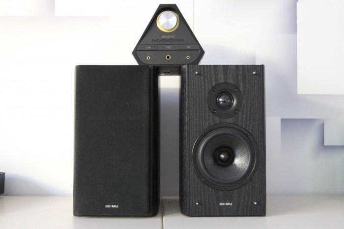 Boxele Creative E-MU XM7 si amplificatorul Sound Blaster X7 - sau cum sa te bucuri de muzica acasa