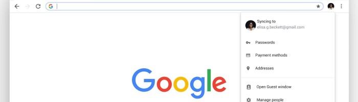 Google Chrome a primit un design nou pentru aniversarea de 10 de ani