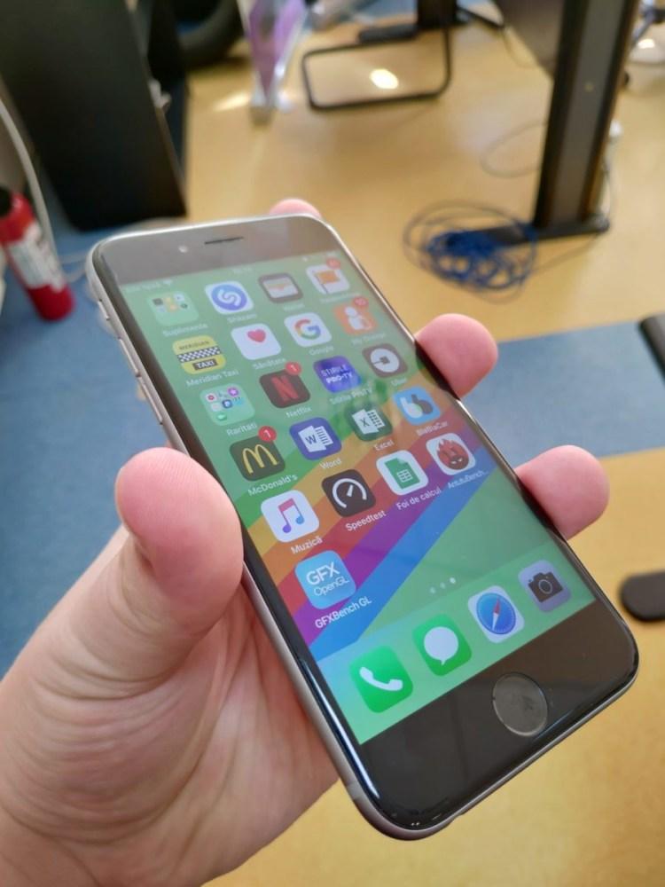 720 de milioane de dispozitive Apple folosesc cel mai nou iOS 12