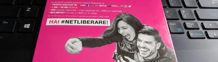Vrei sa testezi acoperirea si viteza Telekom? Poti cere o cartela gratuita din orice magazin