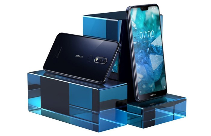 Nokia 7.1 a fost prezentat