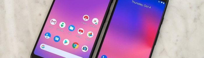 Primele review-uri pentru Pixel 3XL si Pixel 3