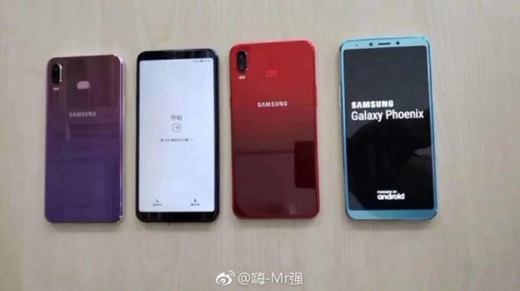 Samsung Galaxy Phoenix A6s - o copie ieftina dupa iPhone XS