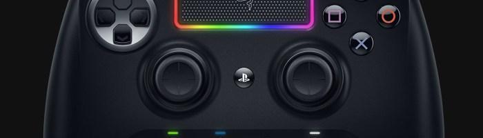 Razer Raiju Ultimate - cel mai bun controller pentru PS4 si PC