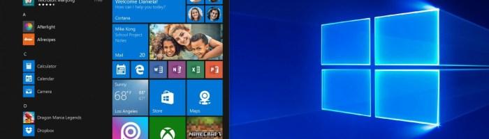 Windows 10 cu aspect din anii ´90