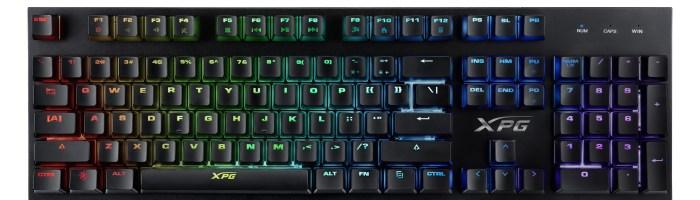 ADATA a lansat tastatura INFAREX K10 si mouseul INFAREX M20