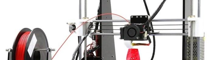 Anet A8 - imprimanta 3D de inalta precizie la un pret foarte mic