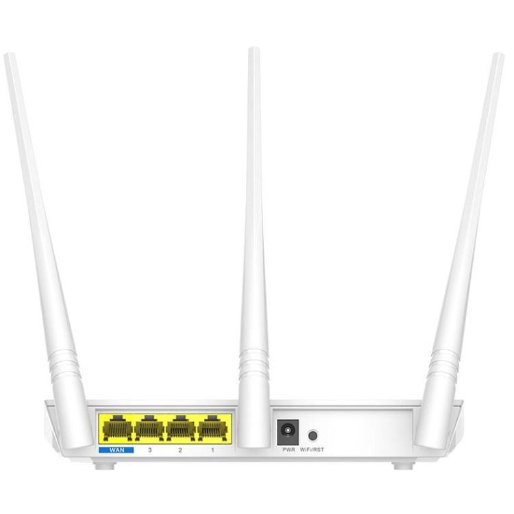 CONCURS FULGER #1 - castiga un router Tenda F3 cu doar un share