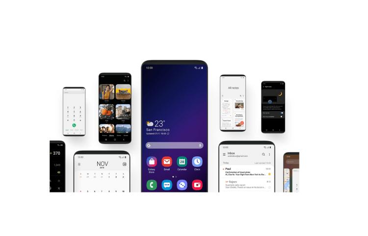 Despre noua interfata Samsung One UI