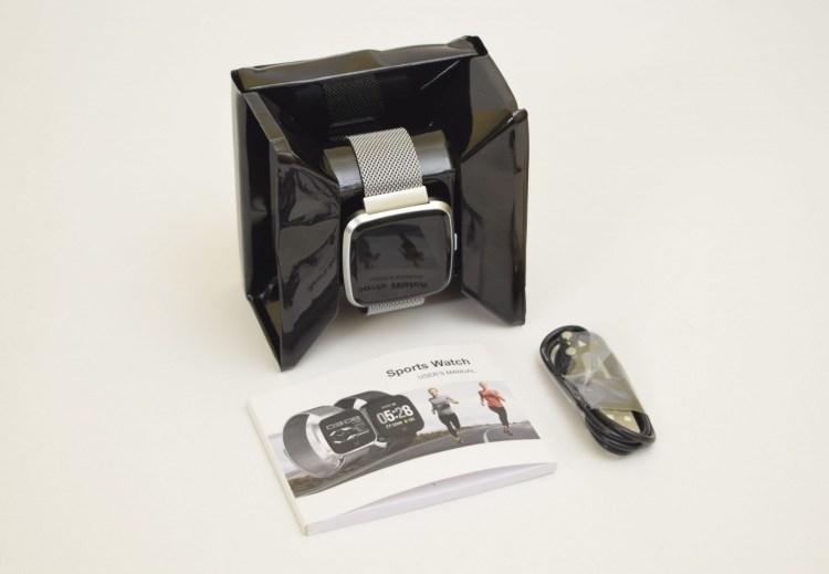 Review No. 1 G12 - smartwatch chinezesc ieftin și bogat în funcționalități