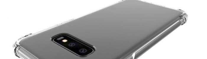 Galaxy S10 Lite - senzor de amprenta pe lateral si ecran flat