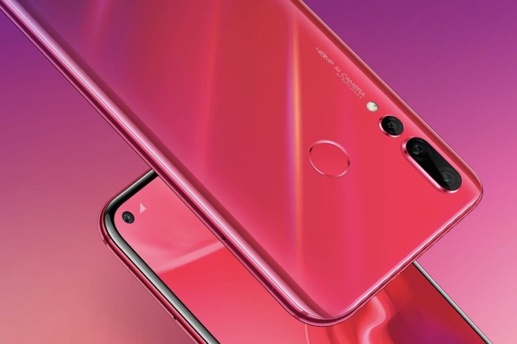 Huawei Nova 4 - telefonul cu camera de 48MP
