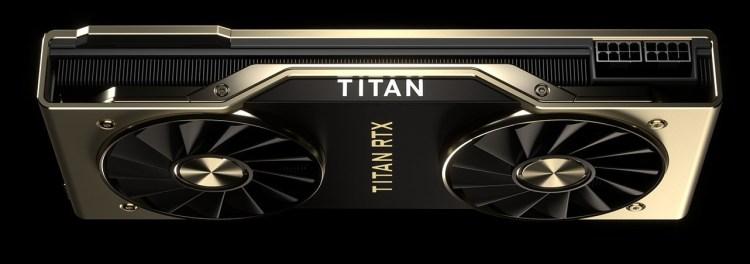 NVIDIA a dezvăluit Titan RTX - cea mai puternică placă grafică pentru desktop-uri