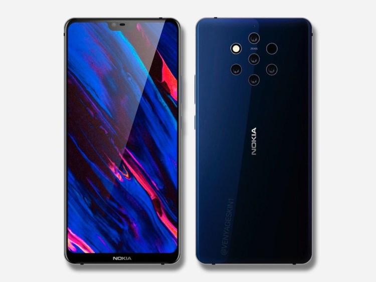 Nokia 9 este confirmat - se bazeaza pe un sistem de camere foto foarte bun