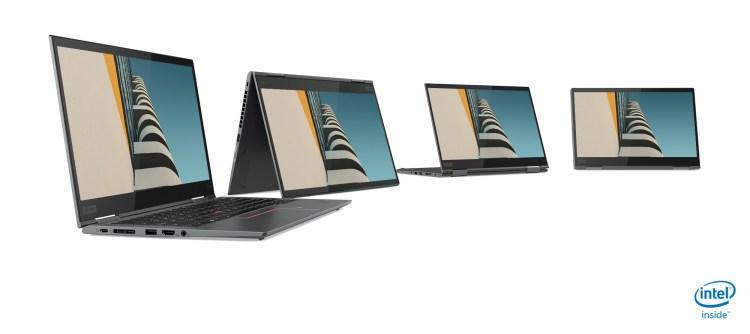 CES 2019 - Lenovo ThinkPad X1 Carbon si X1 Yoga