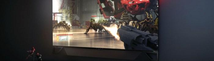 HP Omen X Emperium - monitor de gaming 4K cu 144Hz, G-Sync si HDR la doar 5000 de dolari