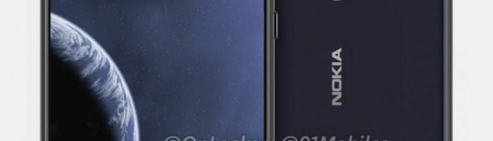 Nokia 8.1 - telefon cu gaura in ecran