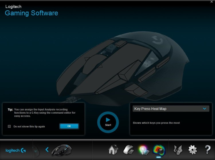Logitech G502 Hero - un mouse ideal pentru shootere