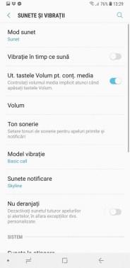 Samsung Galaxy A9 interfata (14)