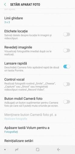 Samsung Galaxy A9 interfata (7)