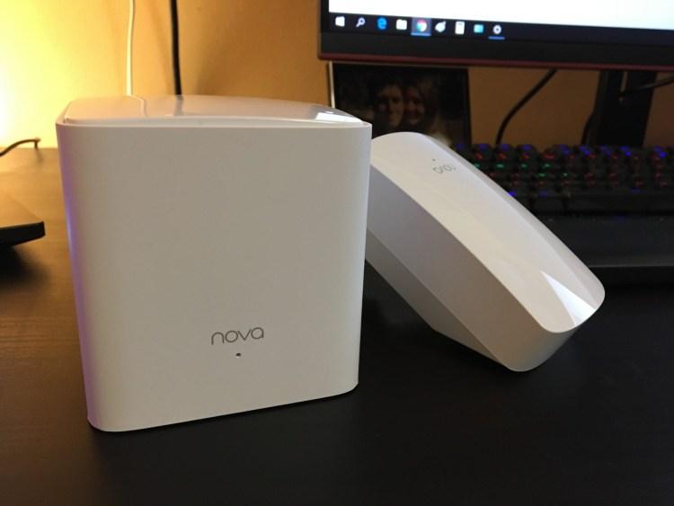Tenda MW5 - cea mai eleganta solutie pentru a avea internet in toata casa