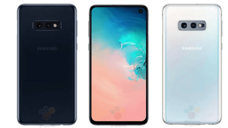 Asa arata cel mai ieftin Samsung Galaxy S10