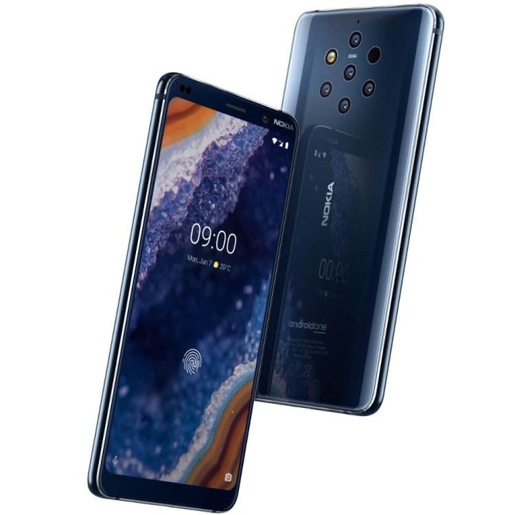 Nokia 9 PureView este disponibil la Flanco