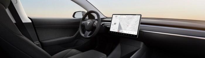 Tesla a lansat o versiune noua pentru Model 3 care costa doar 35.000 dolari