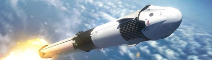 Space X: lansarea Crew Dragon