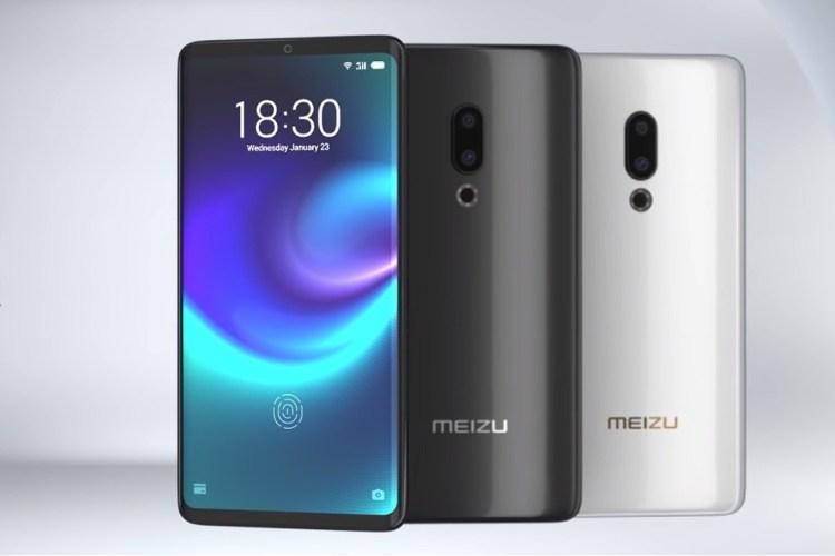 Meizu renunță la Zero, smartphone-ul fără porturi și butoane