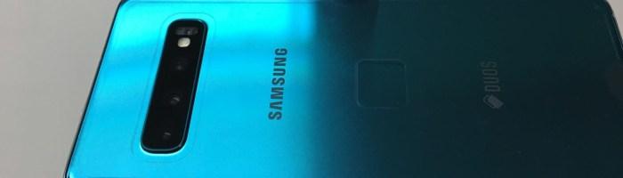 Testam Samsung Galaxy S10 - aveti intrebari?