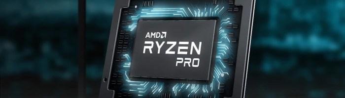 AMD dezvăluie noua generație de procesoare Ryzen Pro și Athlon Pro pentru notebook-uri