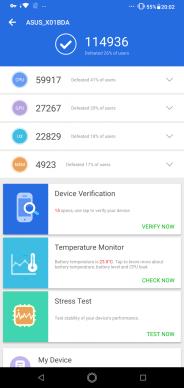Asus Zenfone Max Pro M2 AnTuTu1