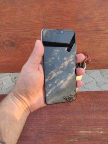 Asus Zenfone Max Pro M2 fata 2