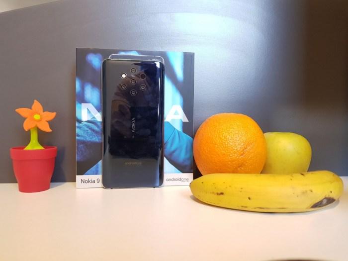 Testam Nokia 9 PureView