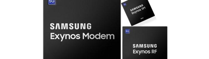 Samsung incepe productia in masa de modemuri 5G