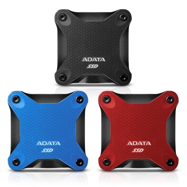 ADATA a lansat un SSD extern SD600Q