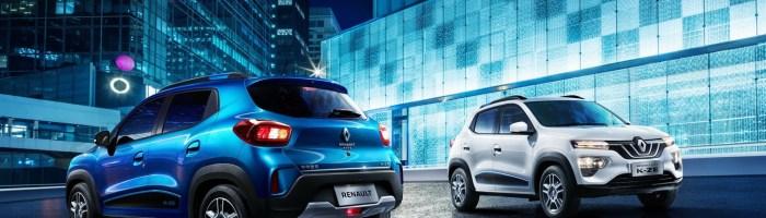 Acesta ar putea fi urmatorul Sandero 100% electric (Renault City K-ZE)