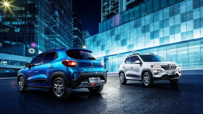 Dacia electrica va fi prezentata la Geneva