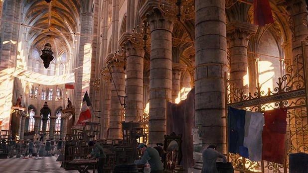 Assasin's Creed: Unity va ajuta la restaurarea Notre Dame