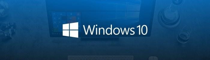 Windows 10 1709 nu va mai primi actualizări începând de mâine