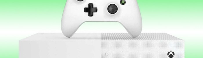 Microsoft a dezvăluit o nouă variantă de Xbox One S fără unitate optică