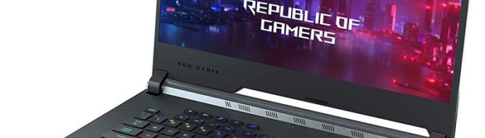 Noile laptop-uri ASUS ROG Strix G, SCAR III si HERO III sunt disponibile in Romania