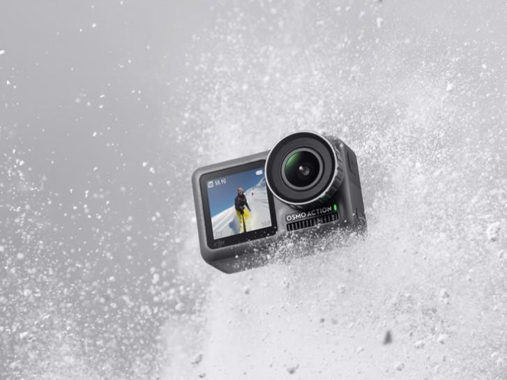 DJI Osmo Action - camera de actiune 4K cu dual display