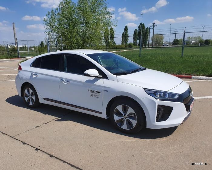 Am condus Hyundai Ioniq: primele impresii