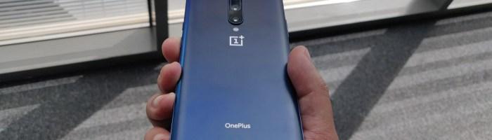 OnePlus 7 Pro scurt review: primele impresii