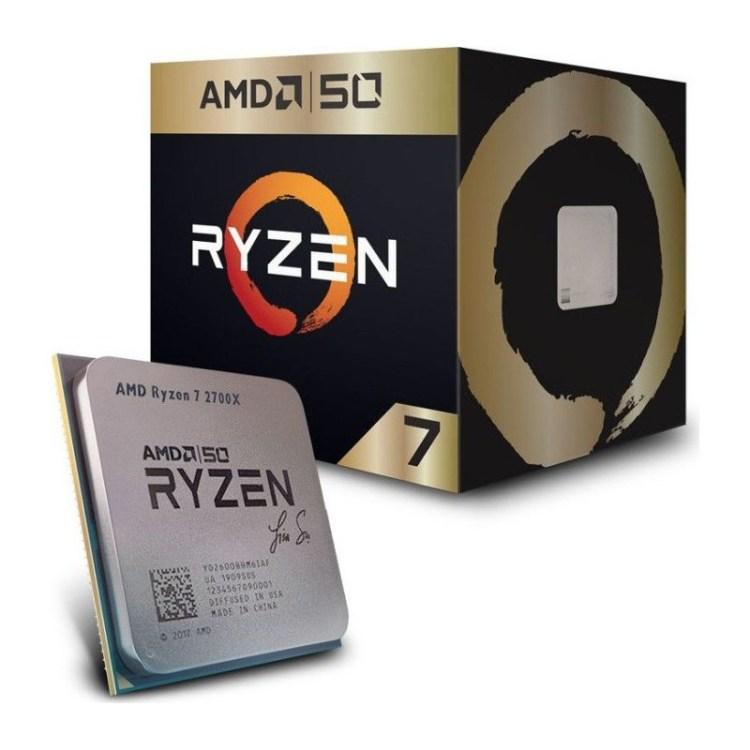 Procesorul aniversar AMD Ryzen 7 este pe stoc la PC Garage