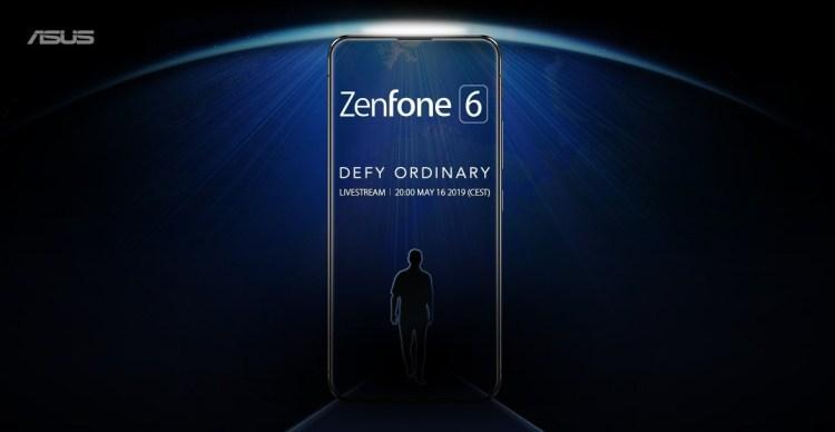 ASUS Zenfone 6 este anuntat oficial